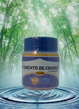 SUPLEMENTO DE CROMOZINC