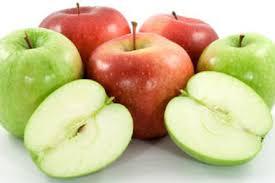 Frutas 3 manzanas