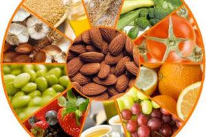 frutas y vegetales buenas
